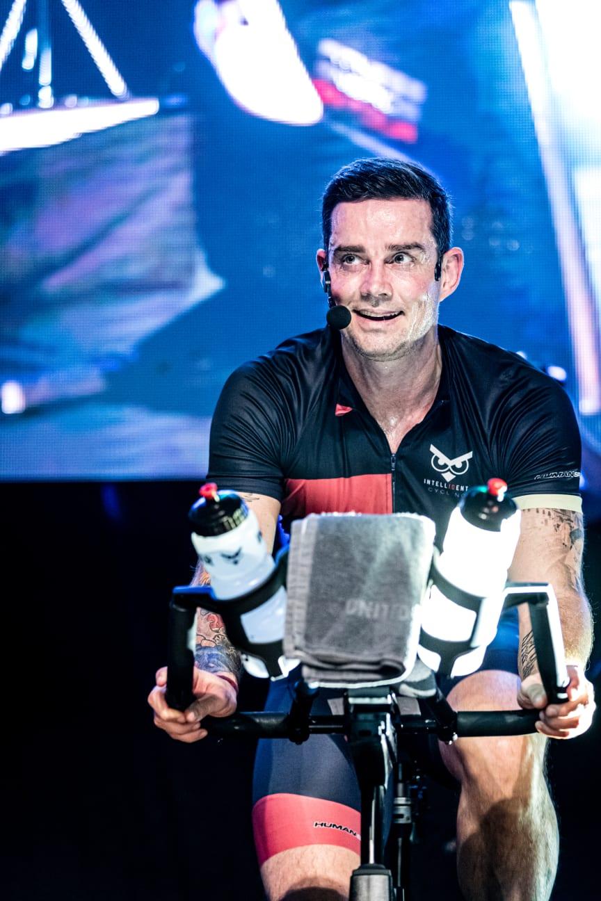 Intelligent Cycling ambassador Jesper Skovhave at ØrBike