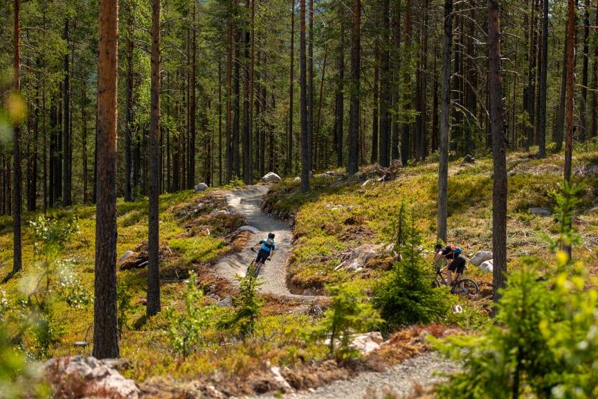 Sykkelarrangement i Trysil i sommer