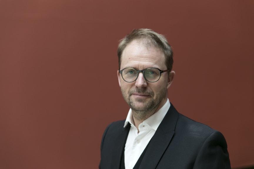Jarle Strømodden, museumsleder Vigelandmuseet