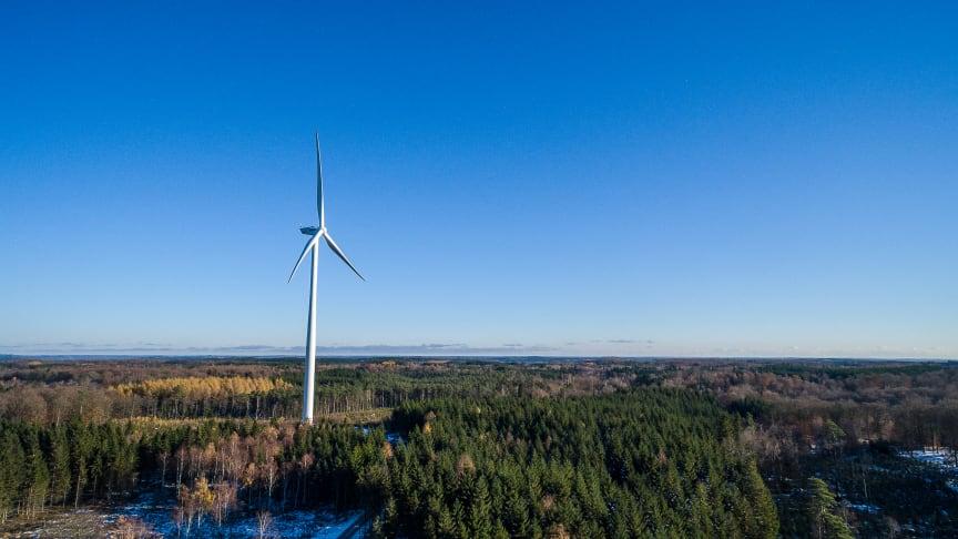 Vindkraftverk Össjö 1