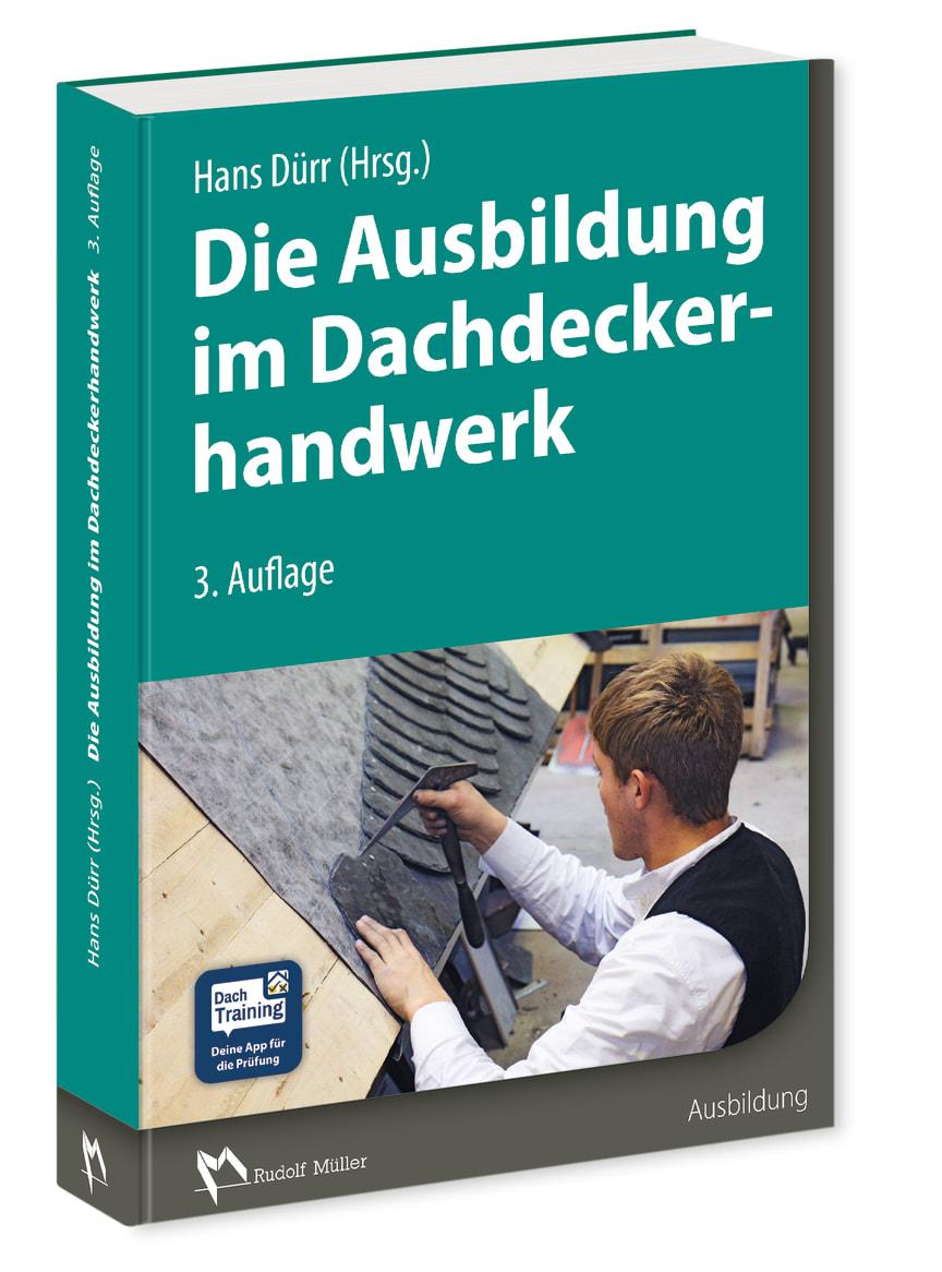 Die Ausbildung im Dachdeckerhandwerk (3D/tif)