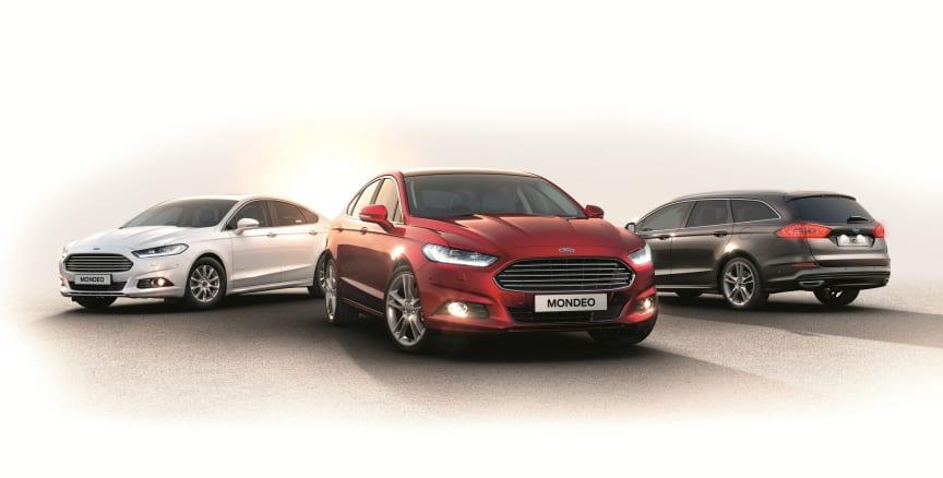 Ny Ford Mondeo - 7