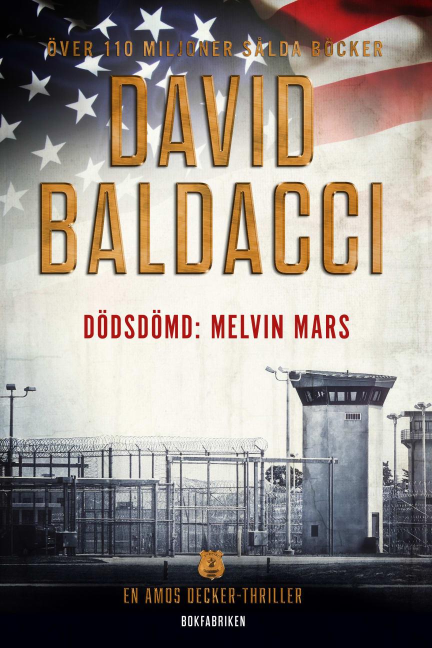 Dödsdömd: Melvin Mars av David Baldacci