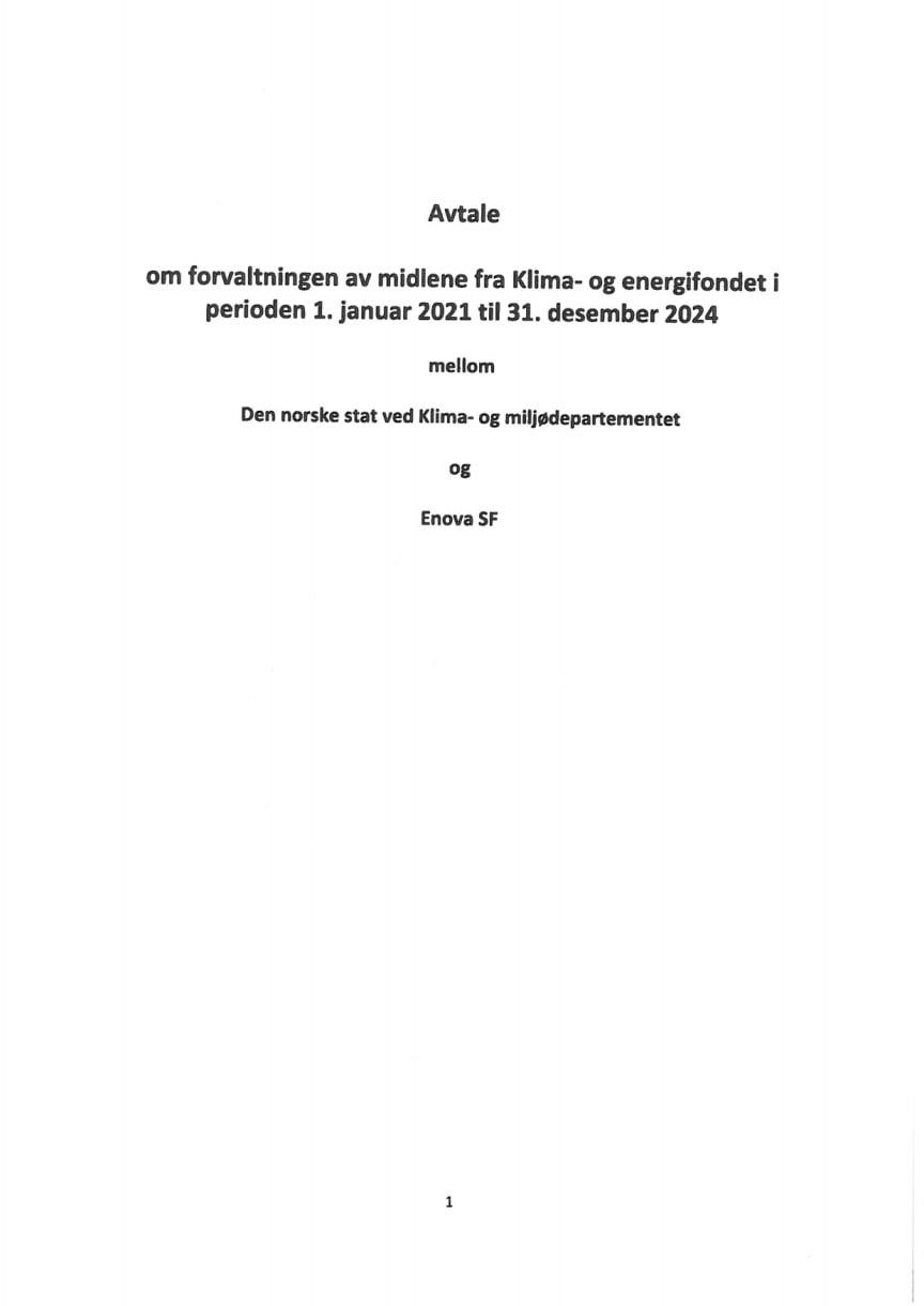 Avtale om forvaltningen av midlene fra Klima- og energifondet 2021-2024 - signert.pdf