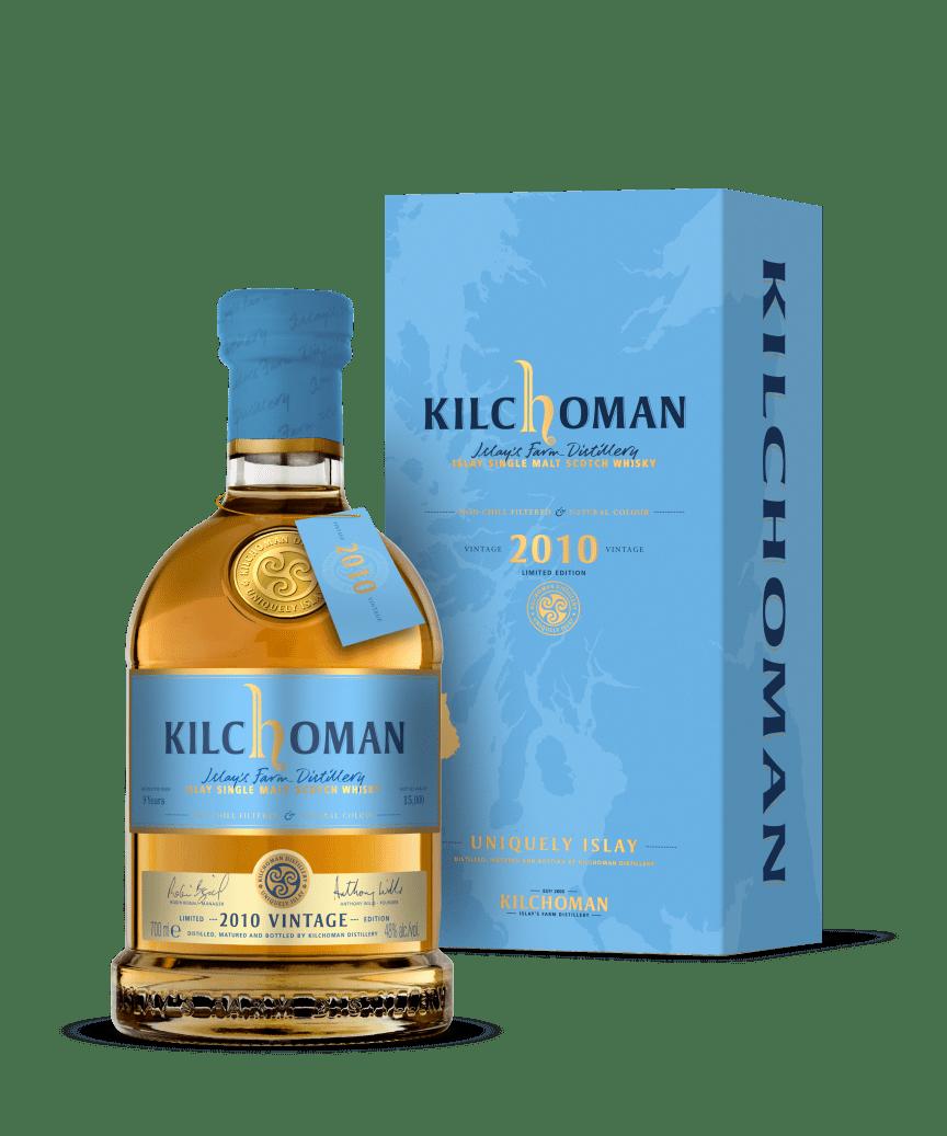 Kilchoman 2010 Vintage 2019 B&C