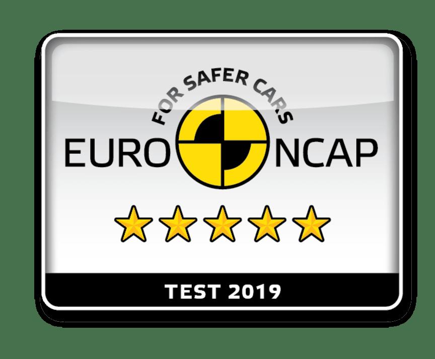 EuroNCAP_Logo_5_Stars_2019_3D_White_neg