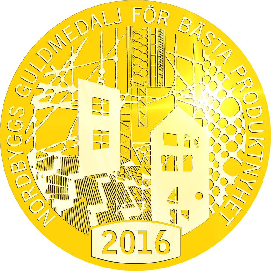 Nordbyggs guldmedalj 2016