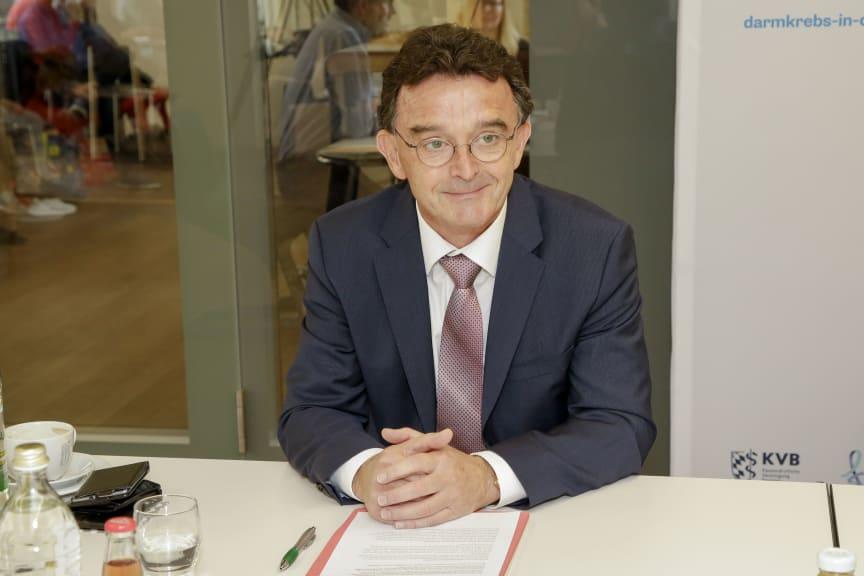 FARKOR: Klaus Schwarzer (AOK Bayern)