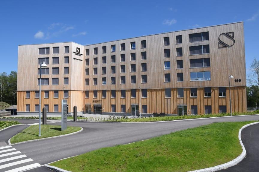 Studentsamskipnaden i Sørøst-Norge, Vestfold, foto Ørjan Jensen
