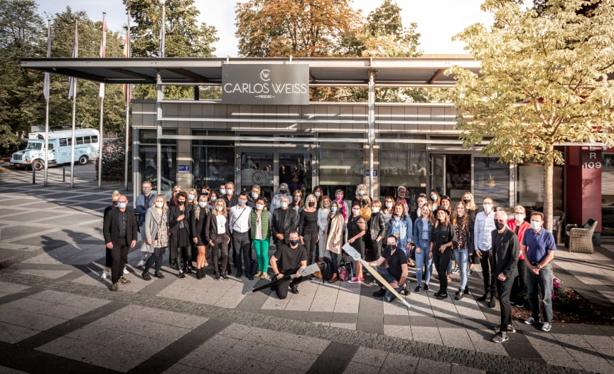 Offenbach - Calligraphy Cut-Roadshow 2020