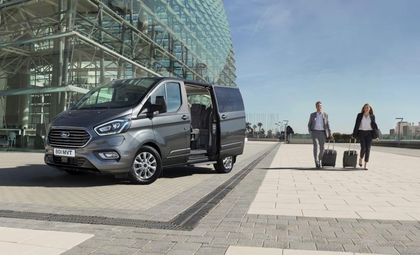 Ford Tourneo Cusom PHEV