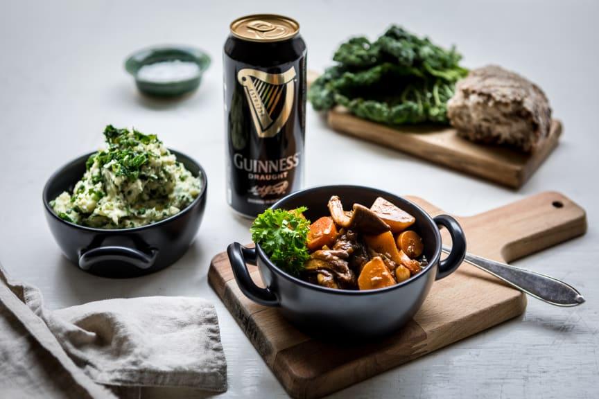 Vegansk Irish Stew av Gustav Johansson