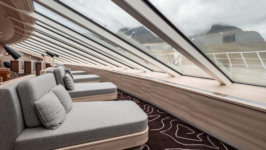 MS Roald Amundsen - Photo credit Hurtigruten _  Espen Mills - 09