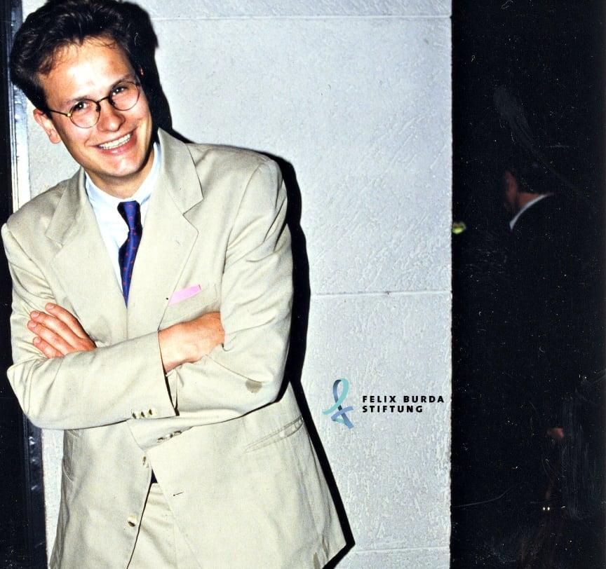 Heute vor 15 Jahren starb Felix Burda