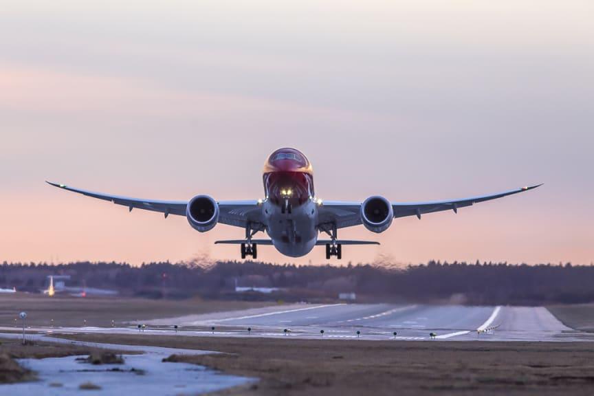 Norwegianin 787 Dreamliner