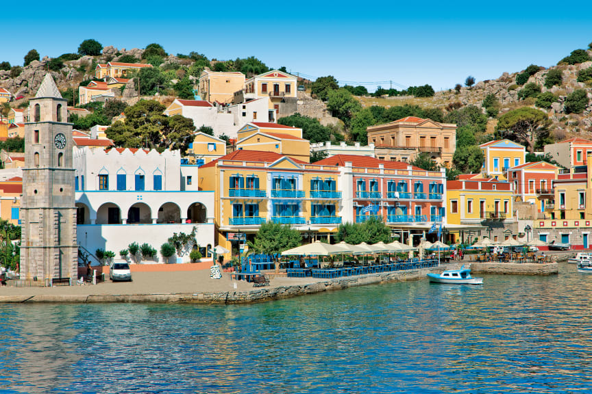 Symi, Kreikka