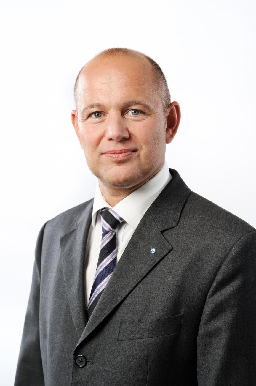 Prof. Dr. Markus Warg, Vorstandsmitglied