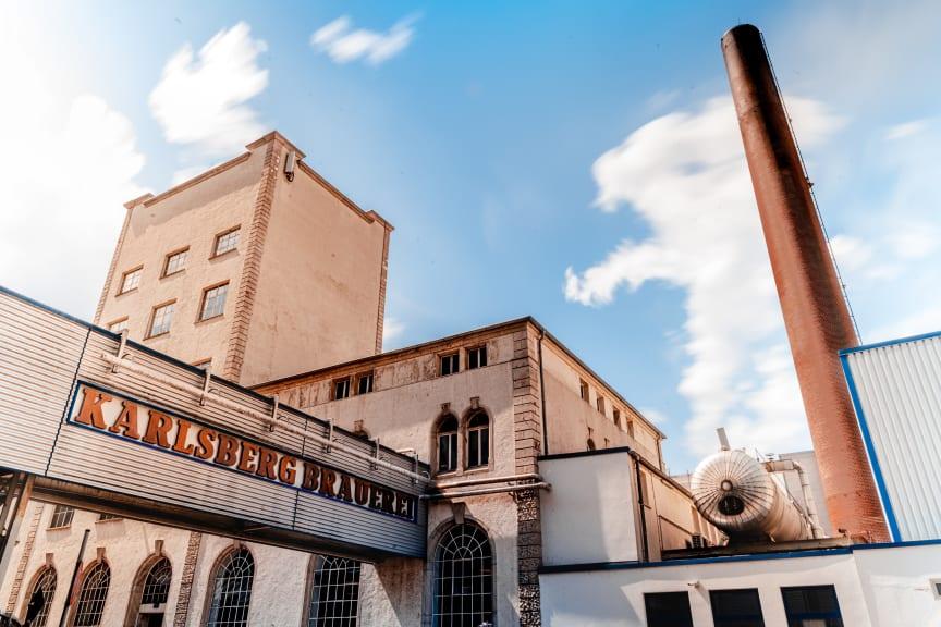 Karlsberg Brauerei in Homburg
