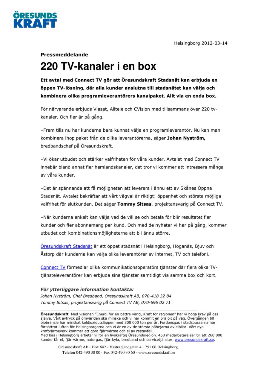 220 TV-kanaler i en box