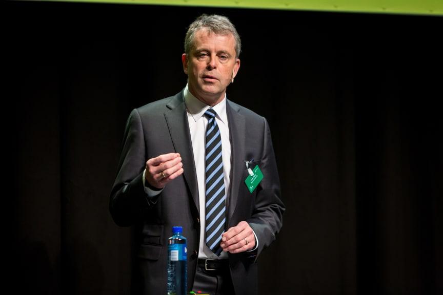 Administrerende direktør Petter Eiken i Rom Eiendom