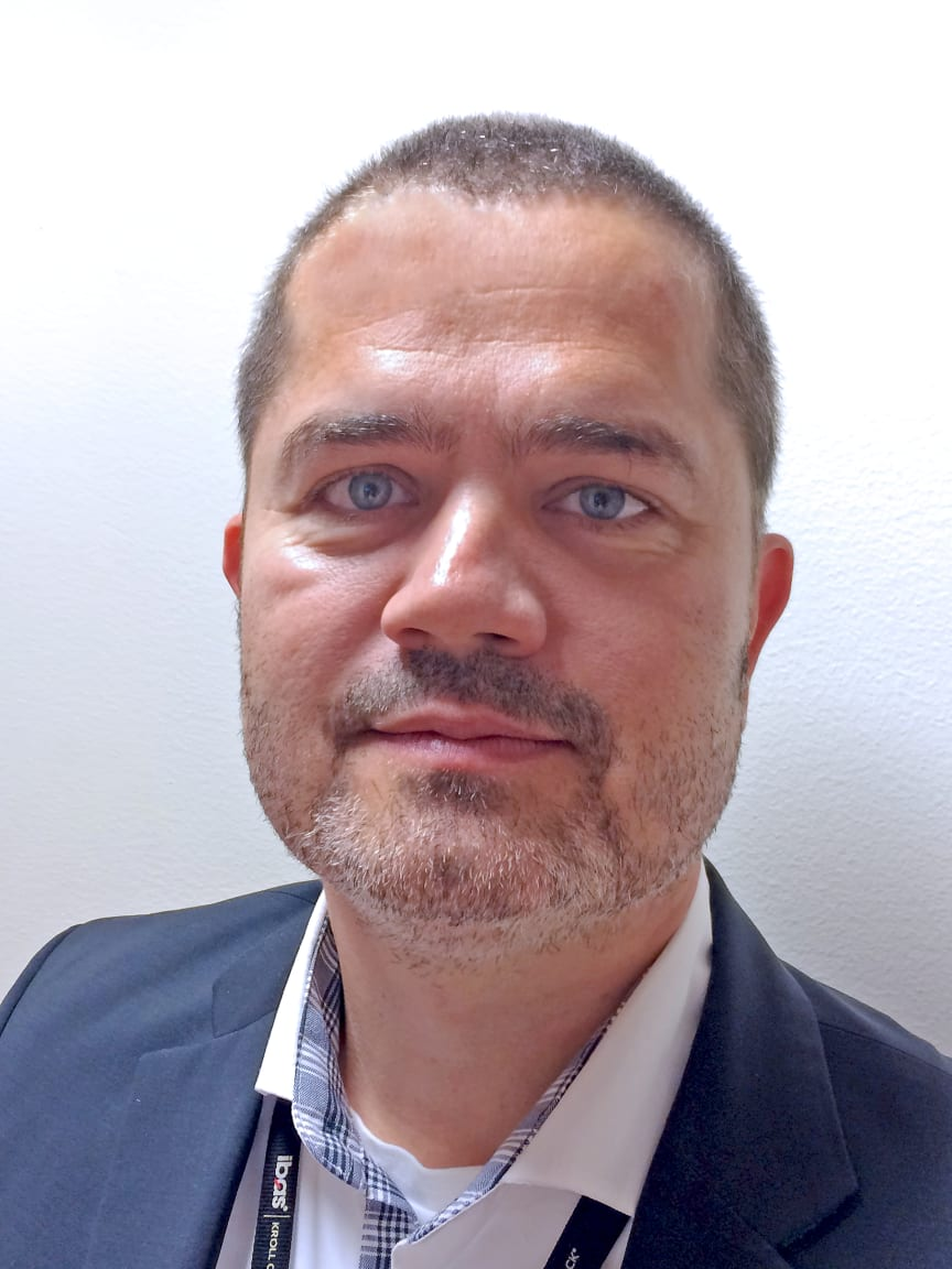 Lars Løfsgaard, salgschef i Ibas