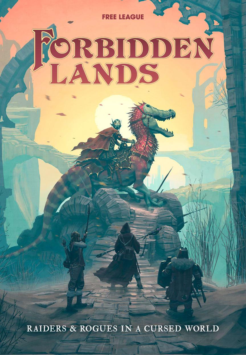 Forbidden Lands RPG