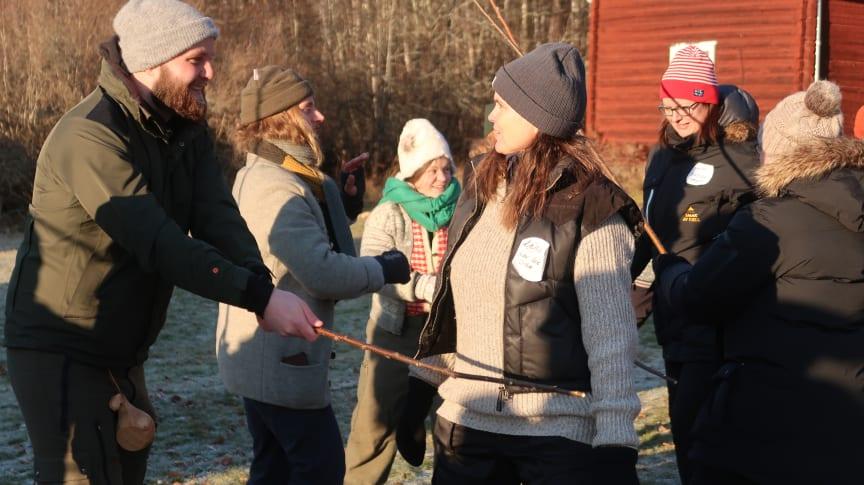 Workshop med Nature Sessions