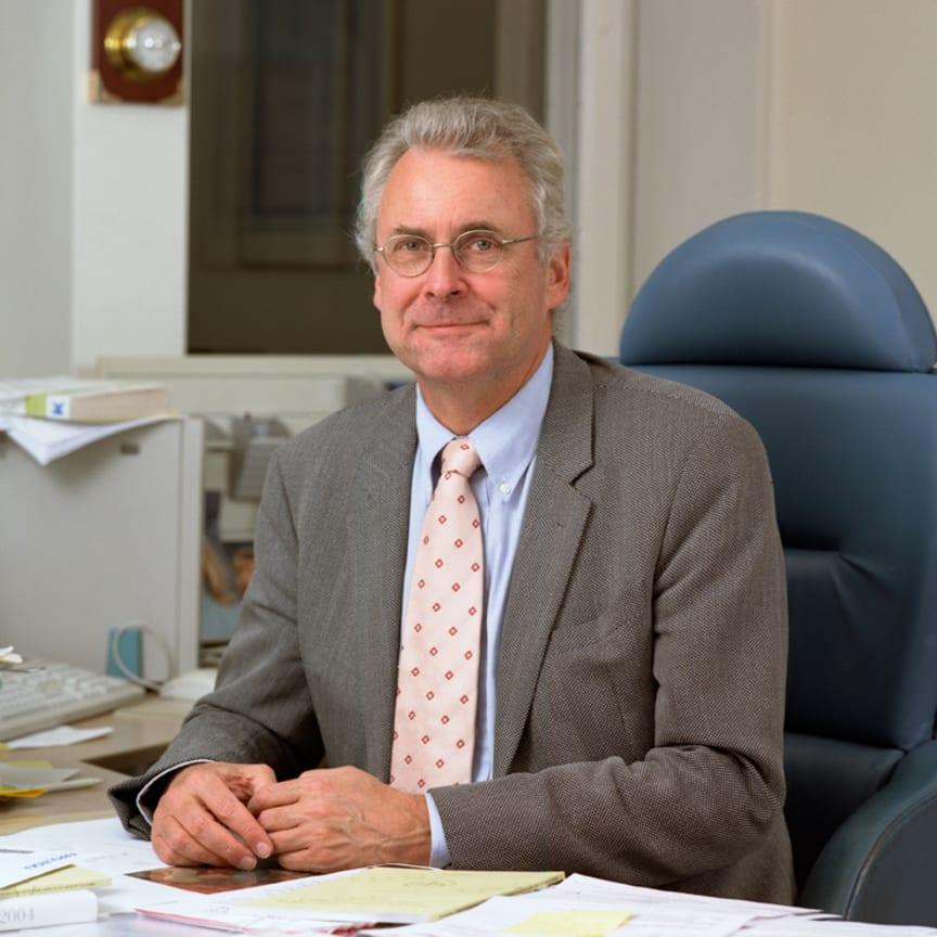 Bo Angelin, professor och överläkare vid Karolinska Universitetssjukhuset i Huddinge