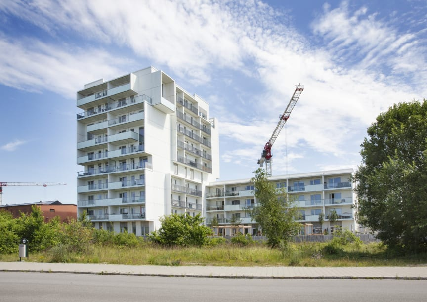 Gjuteriet 23, finalist till Gröna Lansen 2019