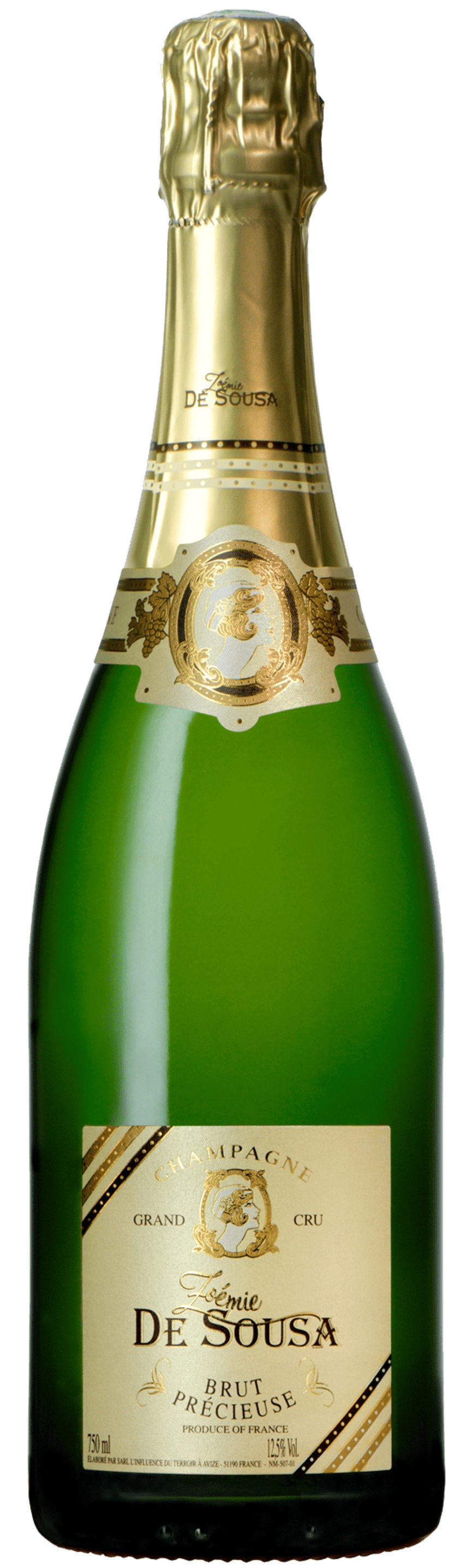 Zoémie De Sousa Cuvée Précieuse Grand Cru Blanc de Blancs