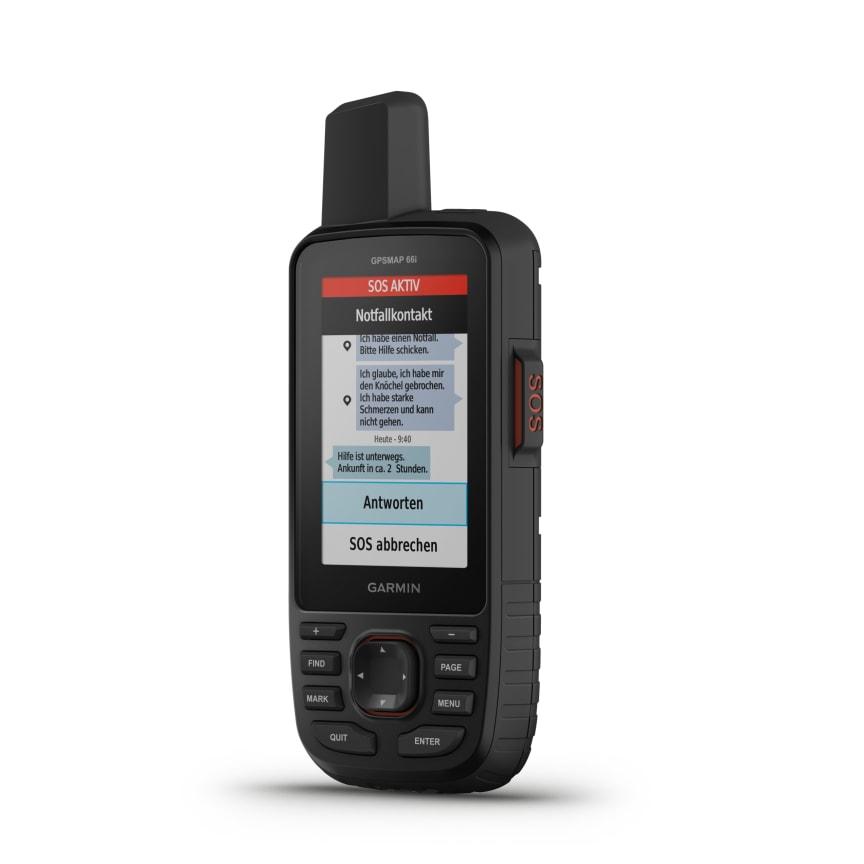 GPSMAP66i Notfallfunktion