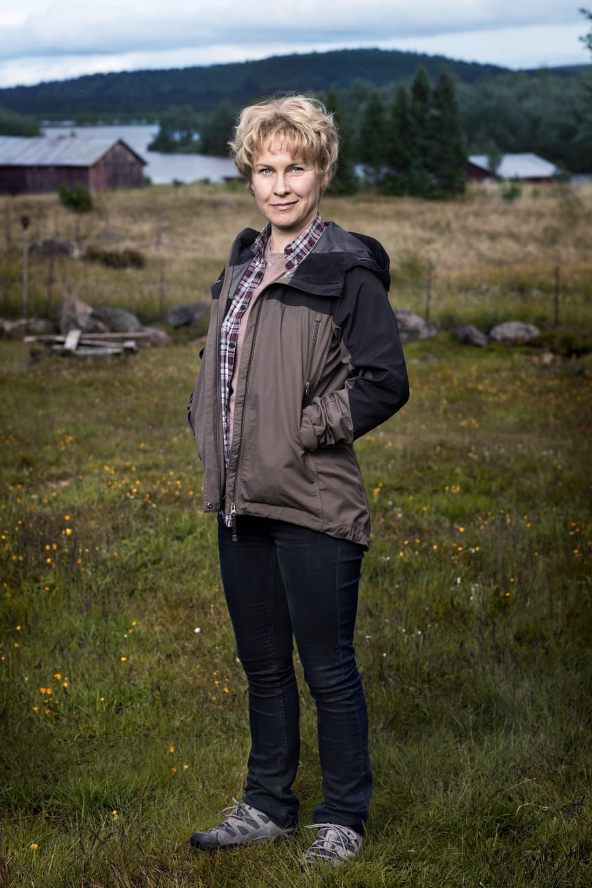 Rebecka Martinsson - Eva Melander
