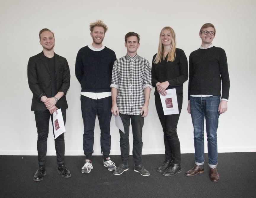 Vinderne af Bikubenfondens konkurrence for arkitekturstuderende