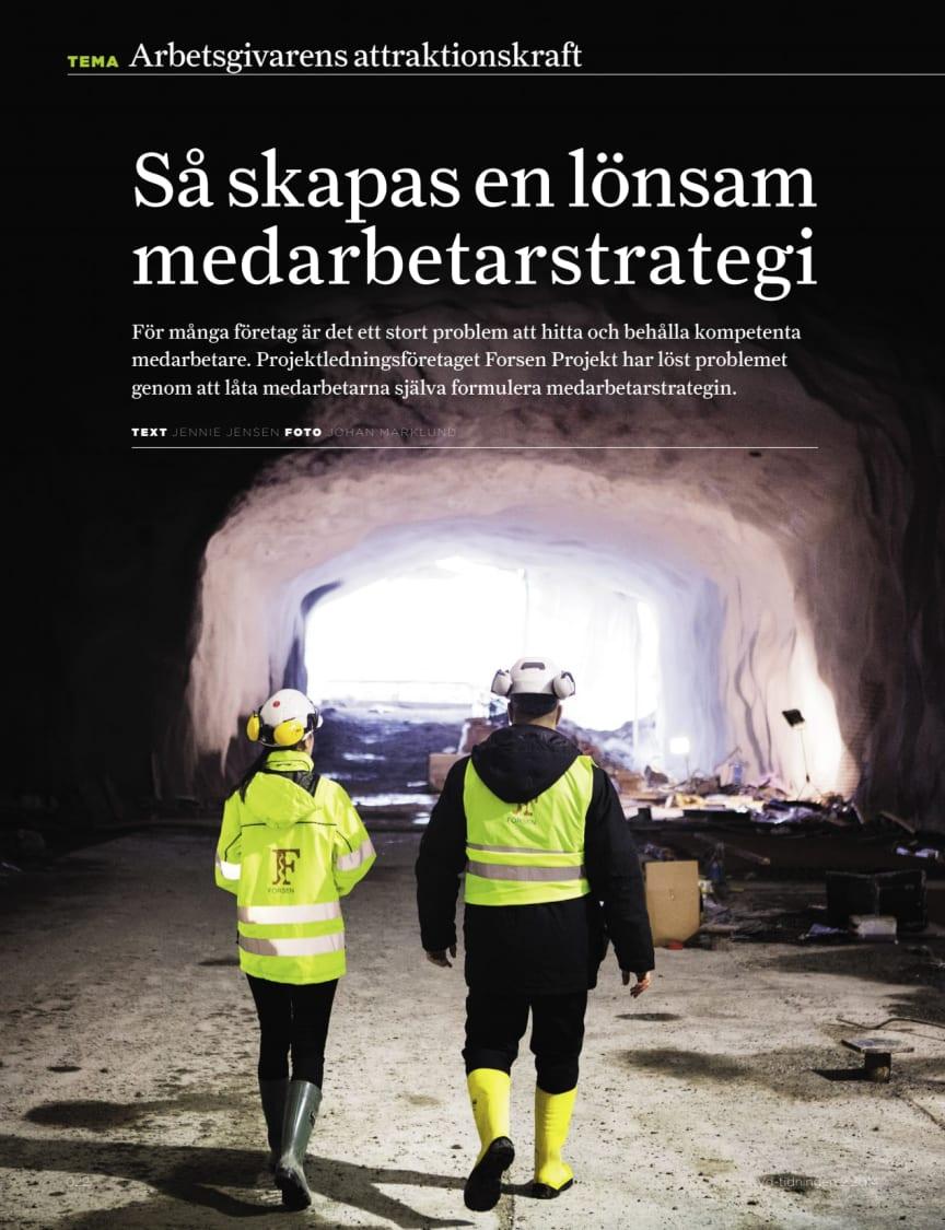VD-tidningen nr 2 2014