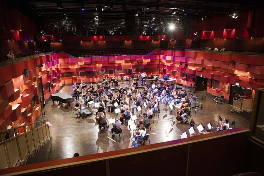 Konsertsal, Kungliga Musikhögskolan