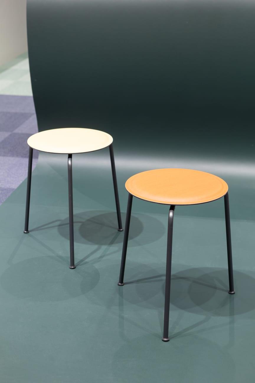 Furniture linoleum-pallar