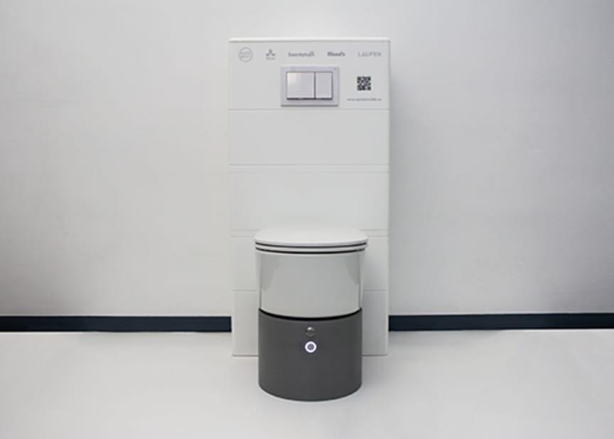 Toalettsystem
