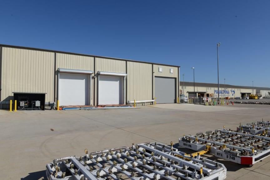New perishables facility in Huntsville (AL)