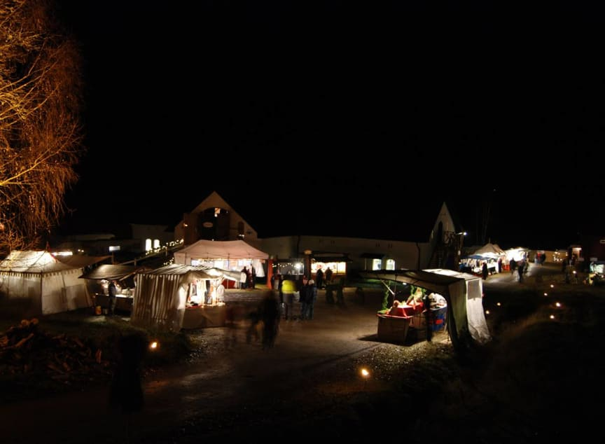 Mårbacka julemarked, Värmland