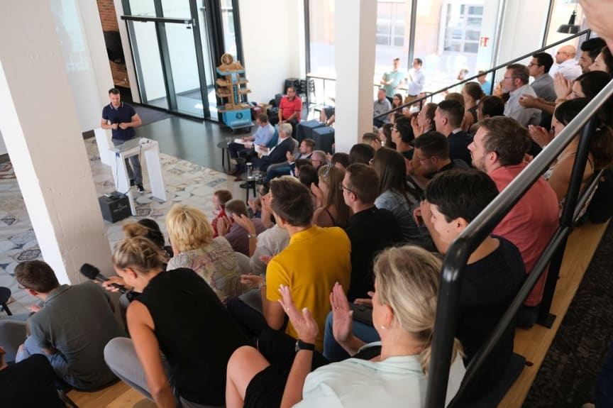 Startup Pitch Day 2019