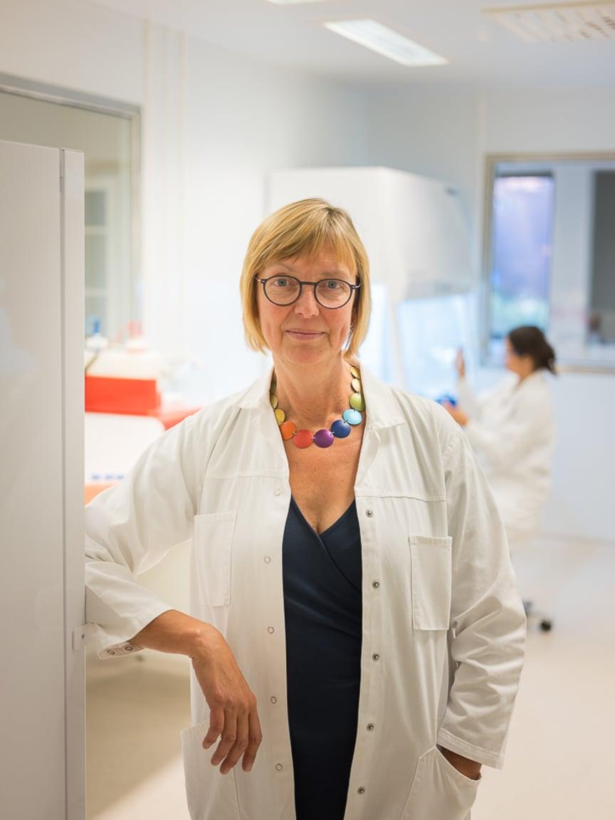 Maja Johansson, Site Manager at Dimayd Medical in Umeå