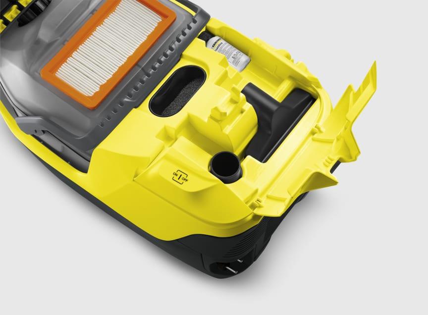 Kärcher DS 5.800 støvsuger med vannfilter | Kärcher AS