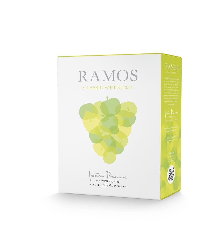 Ramos Classic White