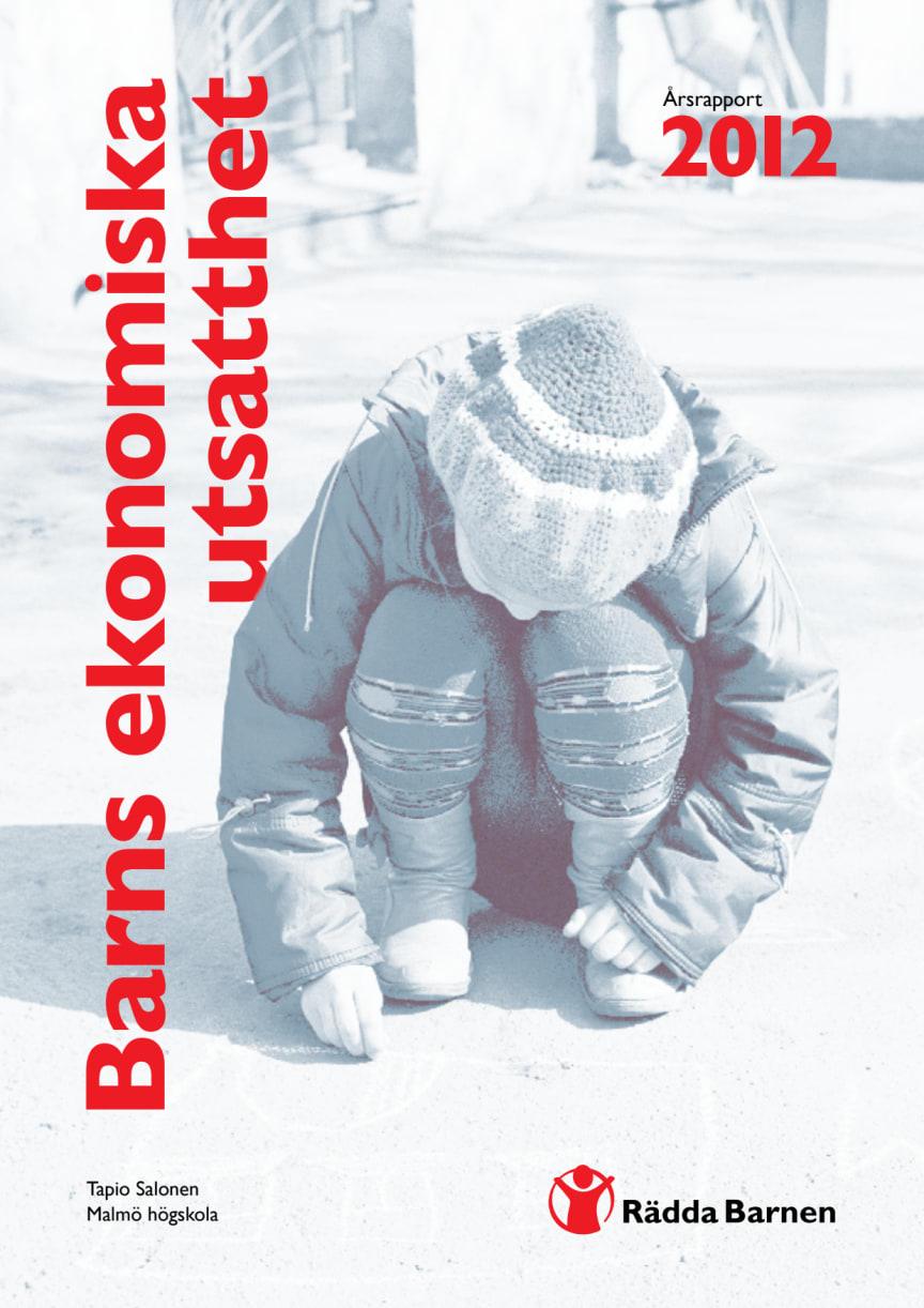 Barns ekonomiska utsatthet 2012