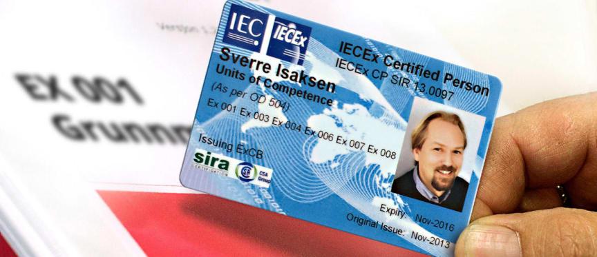 IECEx CoPC