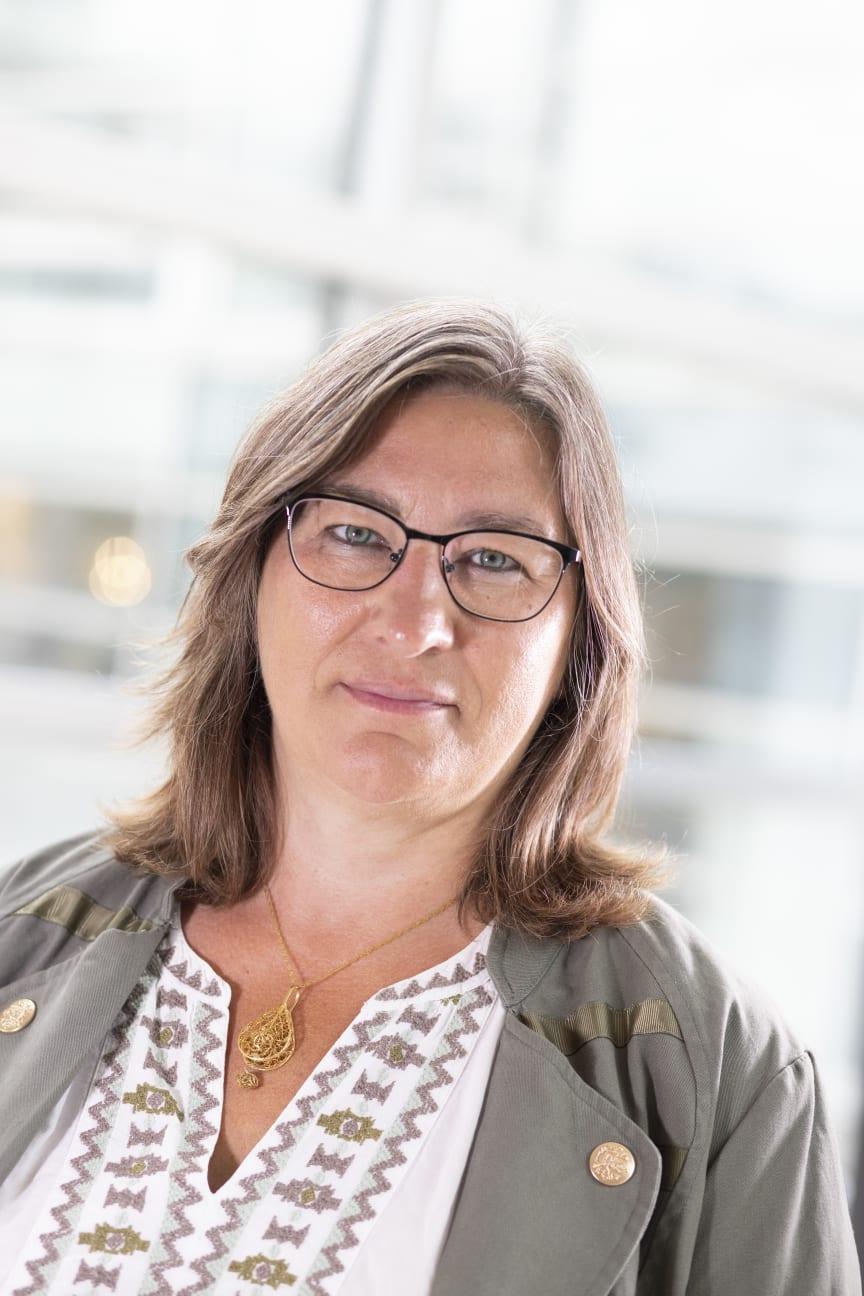 Pernilla Ouis, professor i socialt arbete