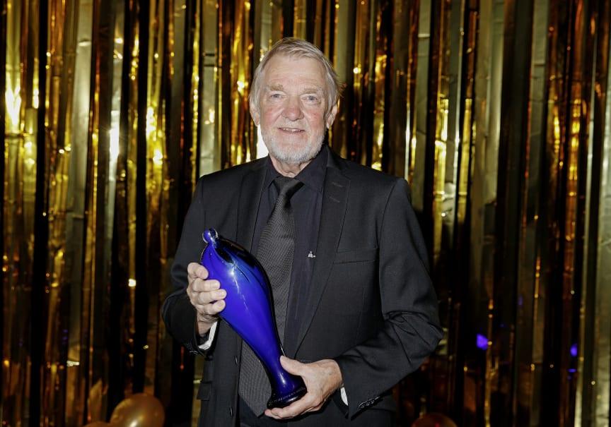 Instruktør Kaspar Rostrup modtager Årets Hæderspris 2017