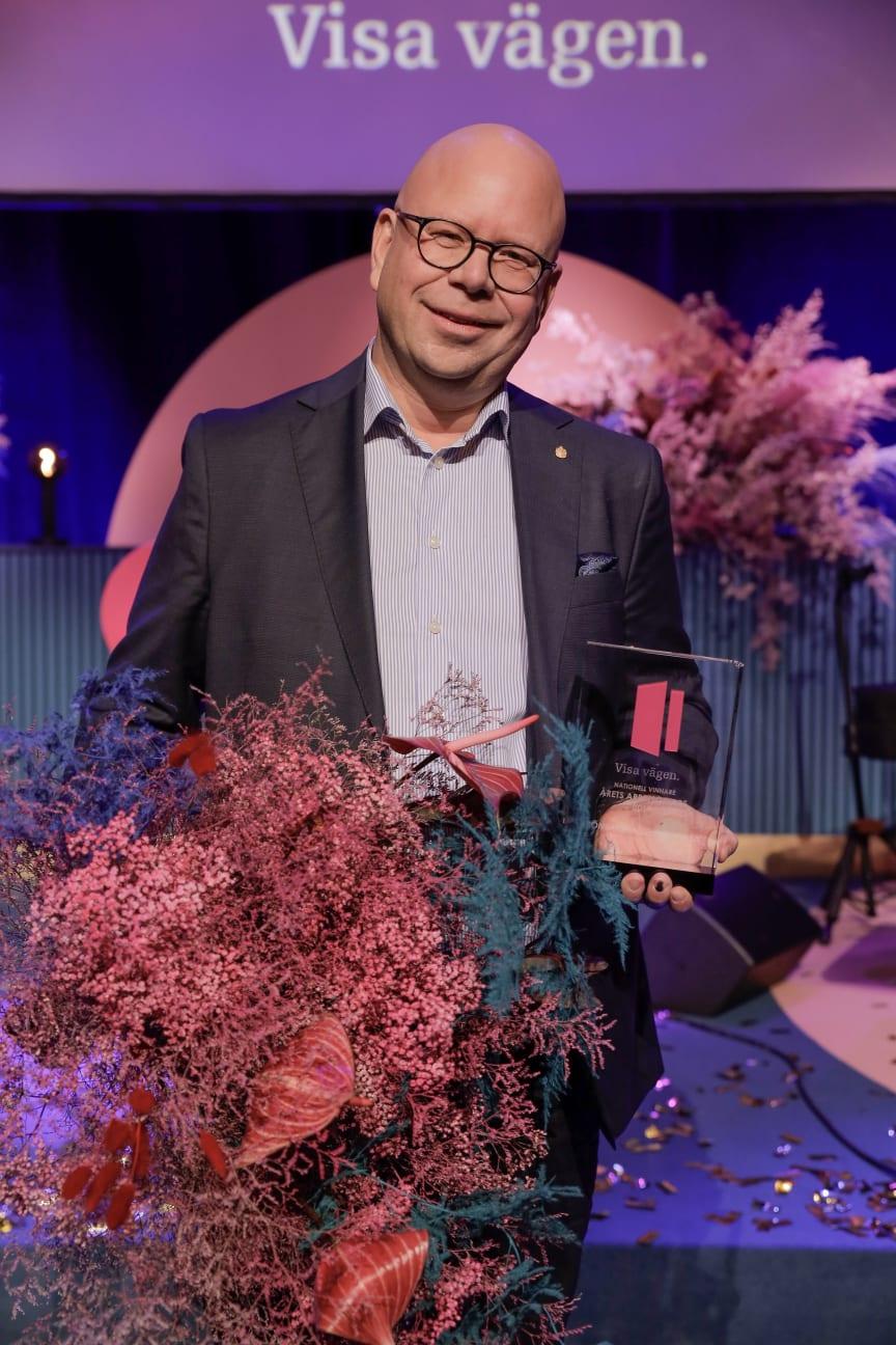 Christer Läckgren Grönsakshallen Sorunda