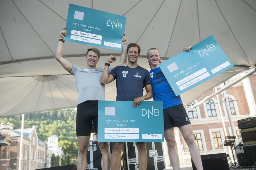 Vetle, Lars Helge og Johannes