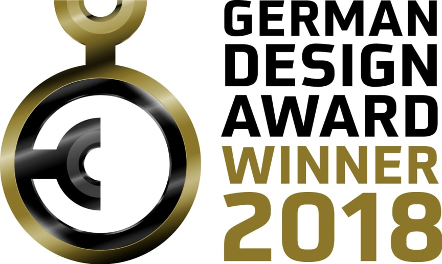 German Design Award Winner 2018 2C